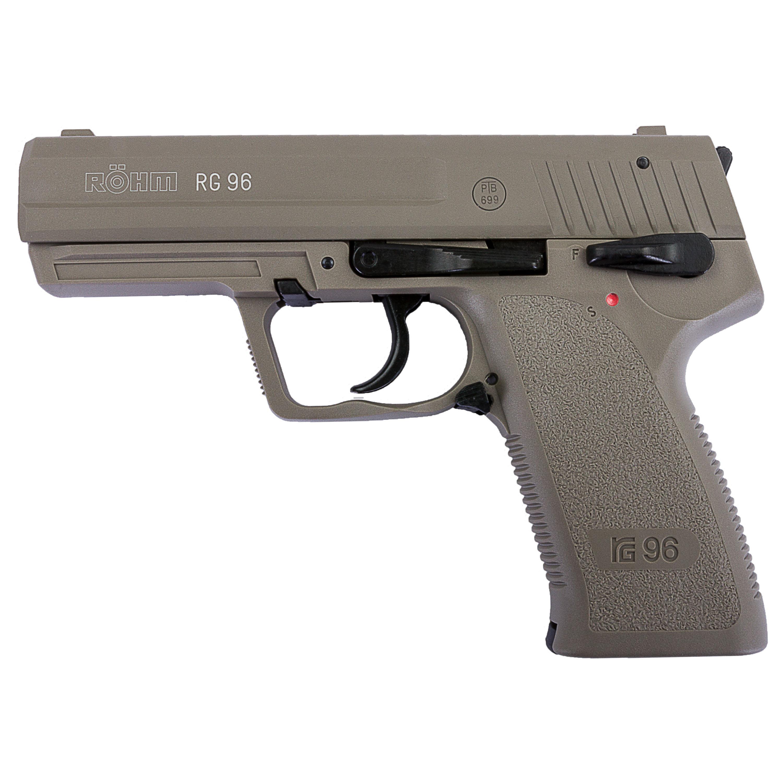 Röhm Gas Pistol RG 96 Icon Gray