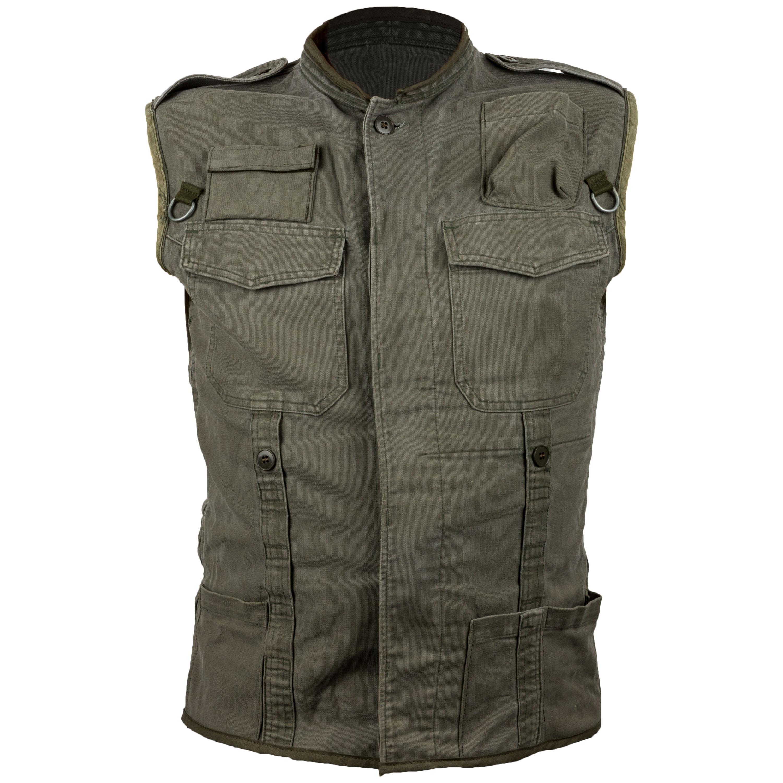 Used BW Survival Vest olive