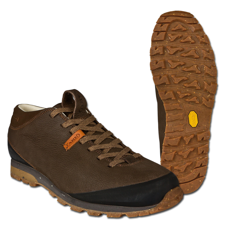Shoe Aku Bellamont Plus dark brown