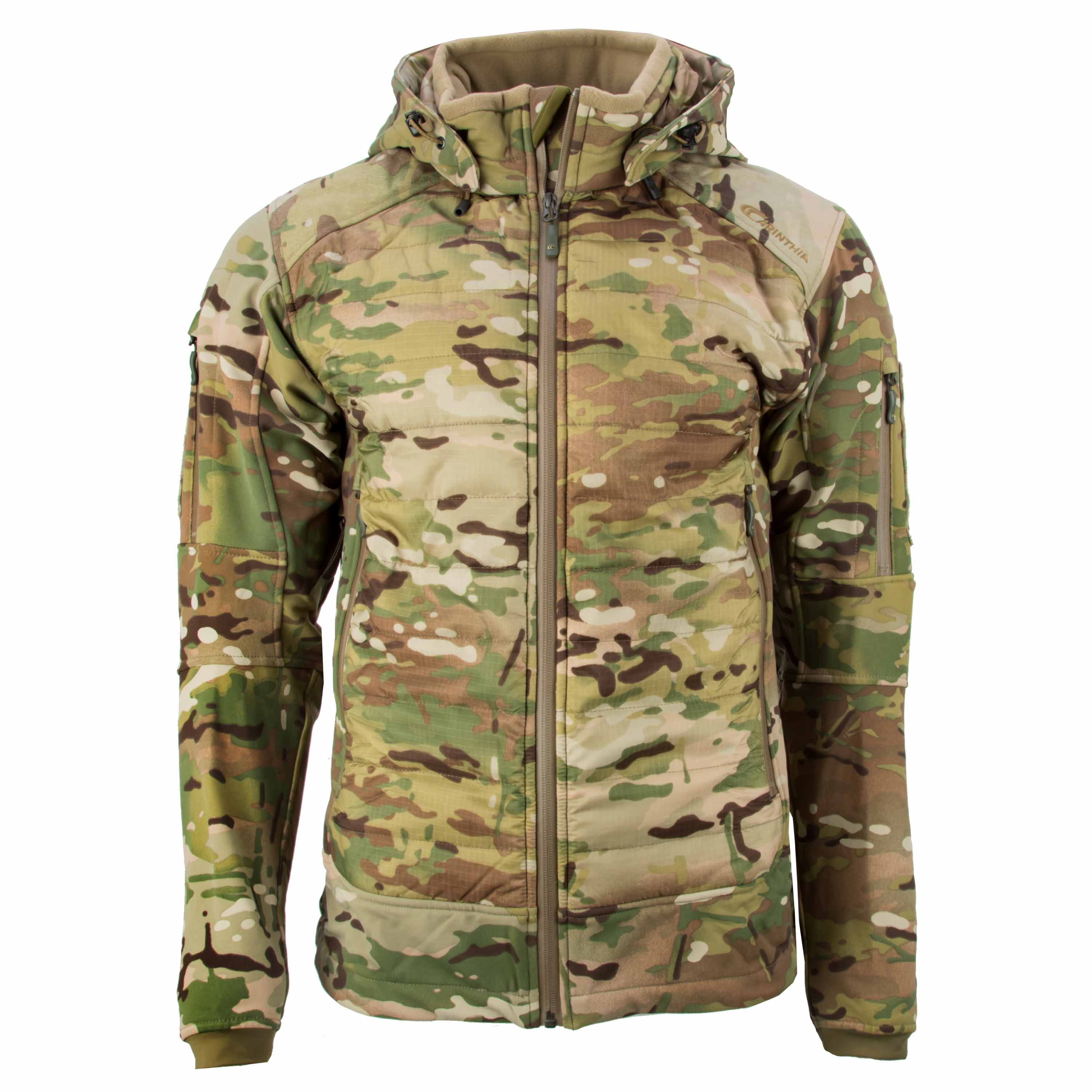 Carinthia Isg 2.0 Jacket SIZE S Olive Thermal Softshell Outdoor J