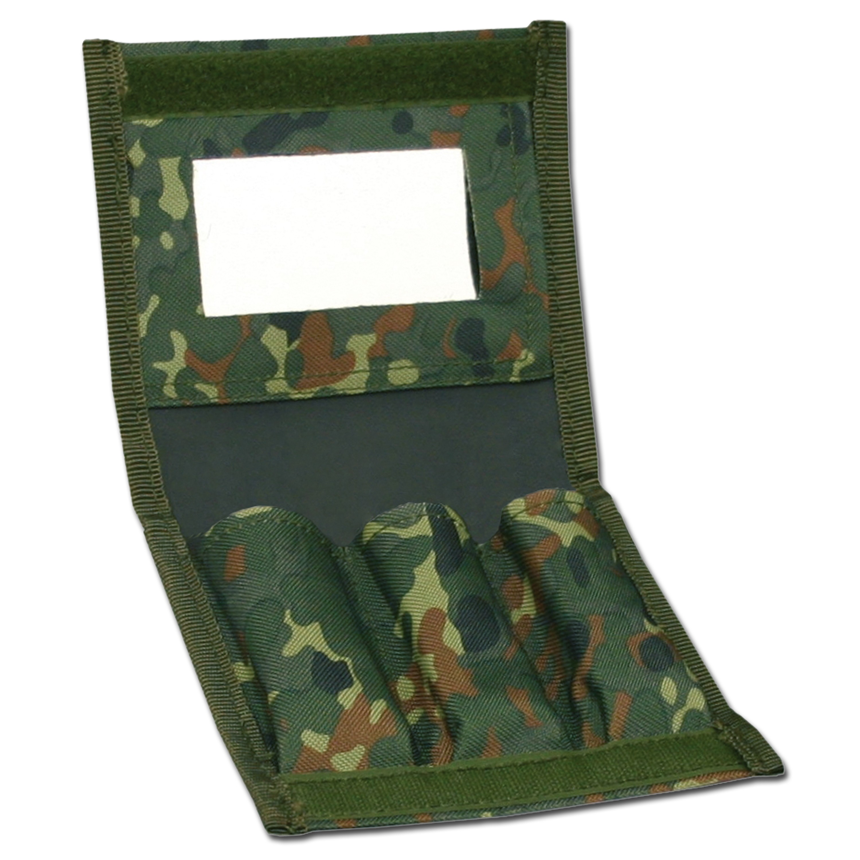 Camouflage Make-up Pouch flecktarn