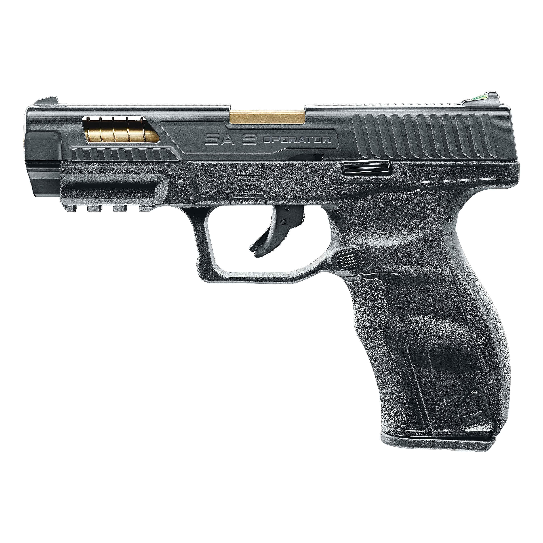 Umarex Co2 Pistol UX SA9 Operator Edition 4.5 mm
