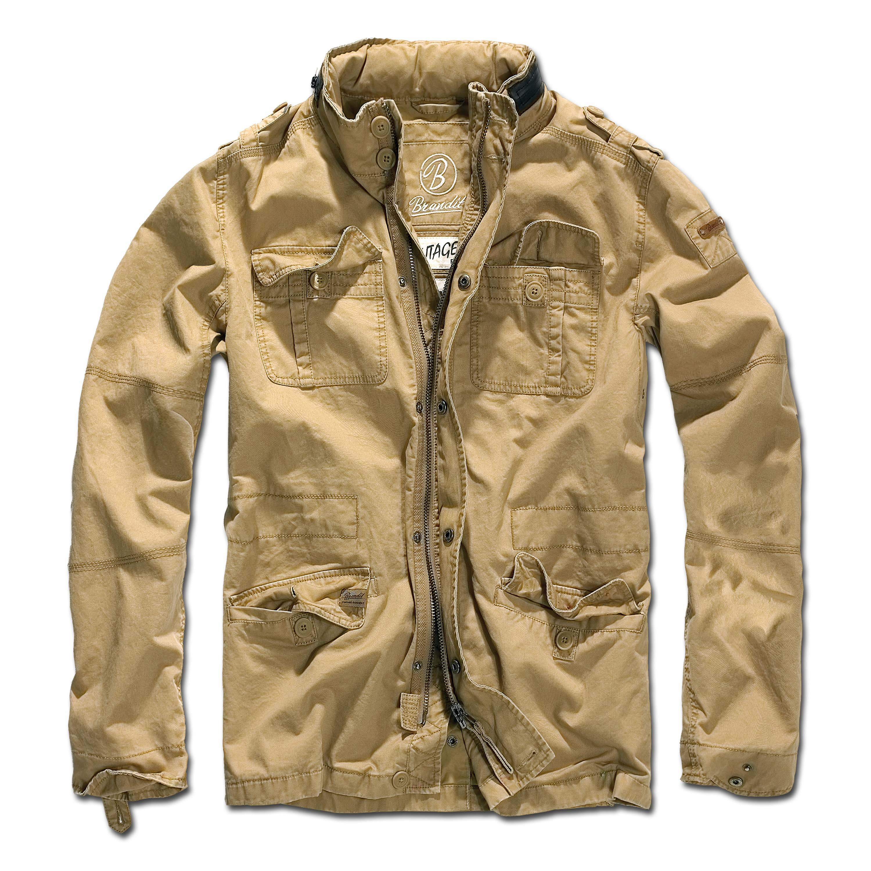 Jacket Brandit Britannia khaki