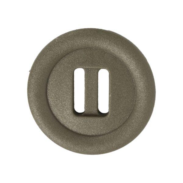 ITW Nexus Slot Button 30mm olive