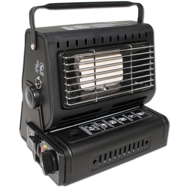 Gas Heater Style Expedition black