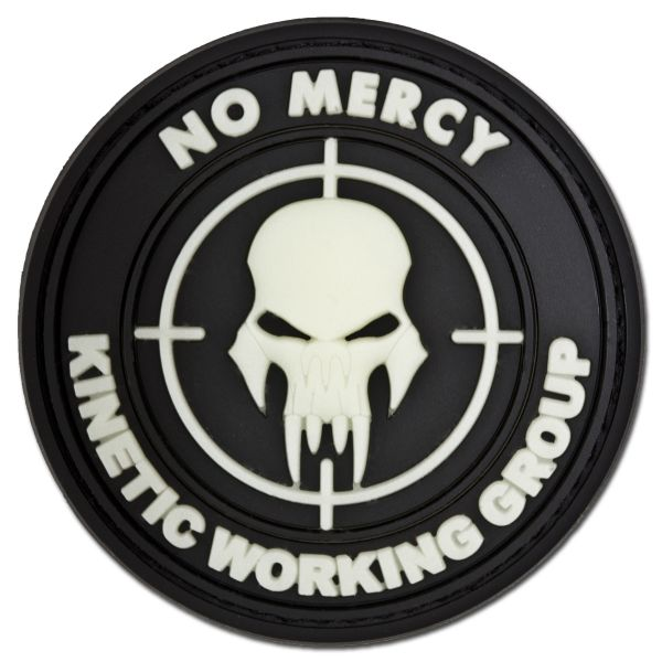 3D-Patch NO MERCY-KINETIC WORKING GROUP GID