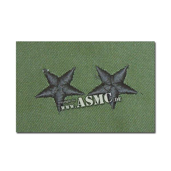 Rank Insignia U.S. Embroidered Major General