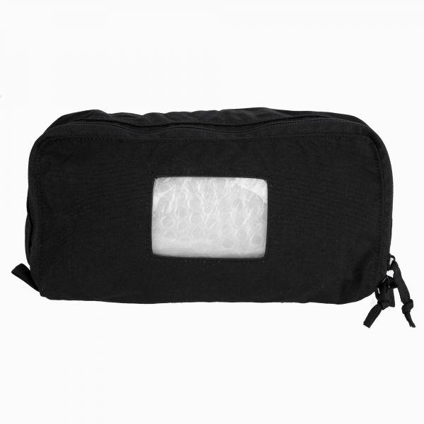 LBX Large Open Window Velcro Pouch black