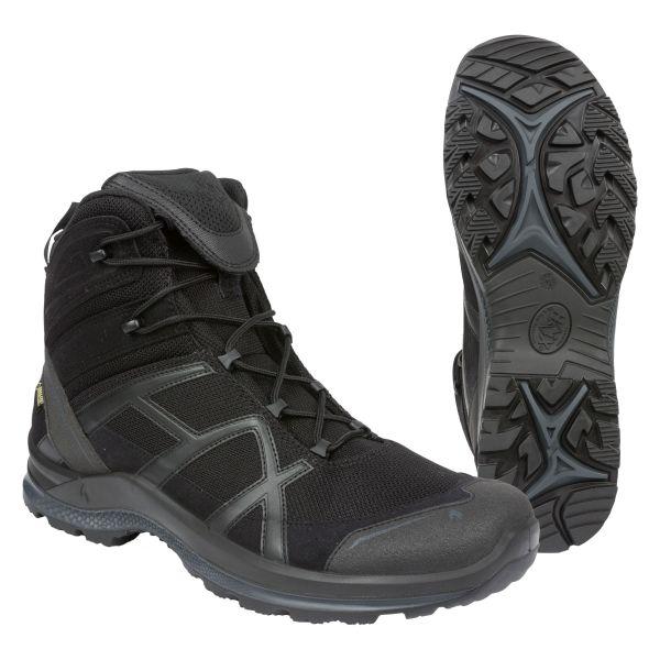 Haix Shoe Black Eagle Athletic 10 Mid 2.0 black
