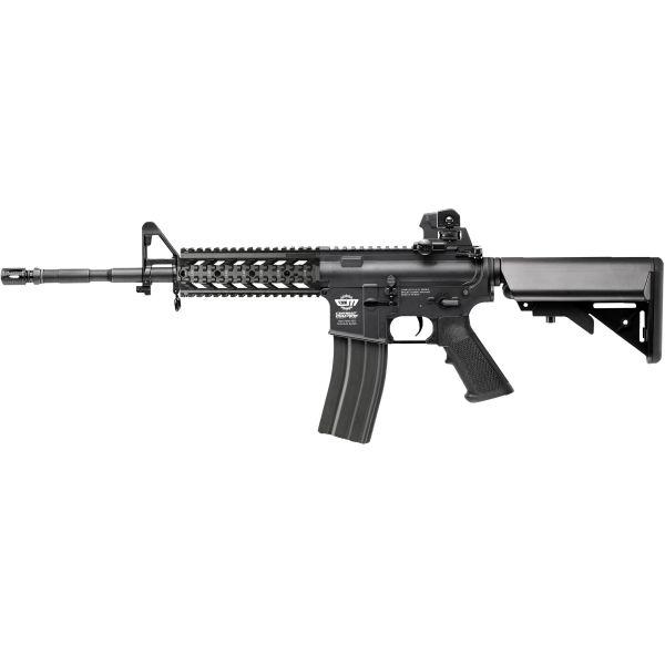 G&G Airsoft Rifle CM16 Raider L 0.5 J black