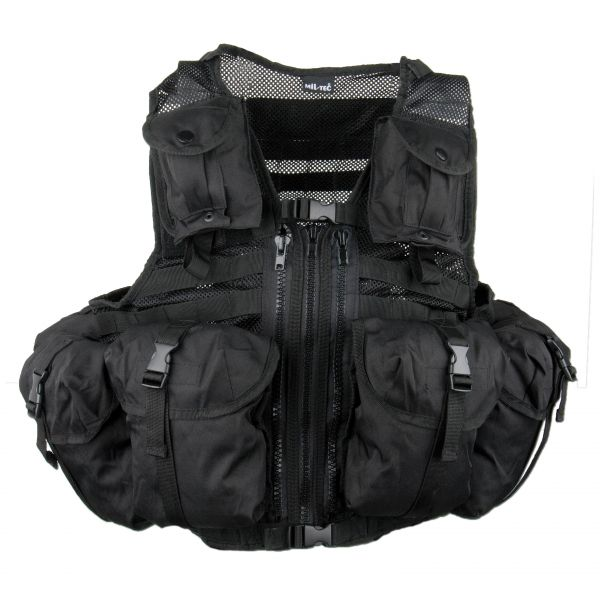 Tactical Vest Mil-Tec Modular black