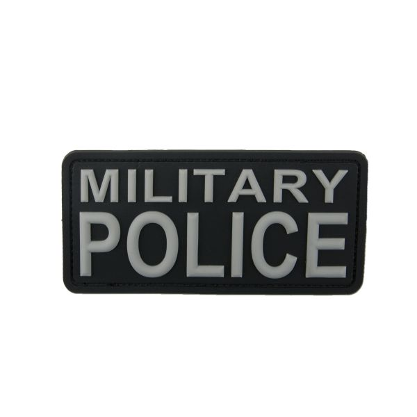 3D-Patch Military Police swat