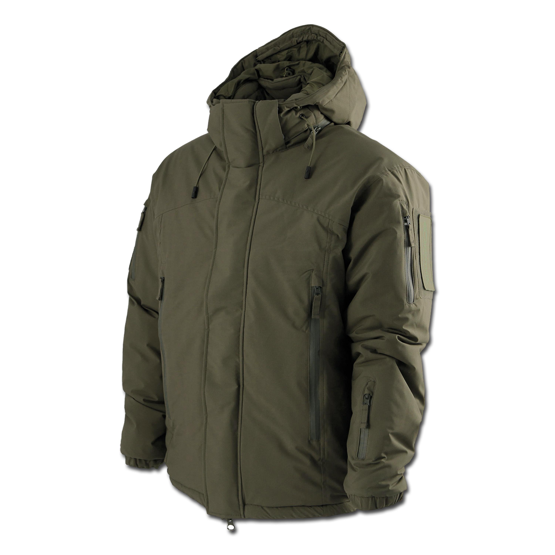Carinthia ECIG Windstopper Jacket olive green