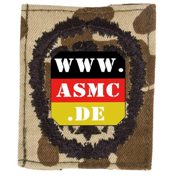 German Award for Military Proficiency fleckdesert/black