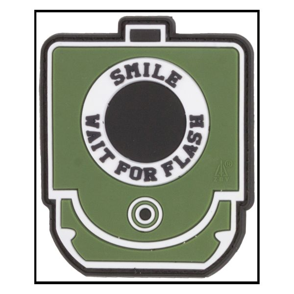 3D-Patch Smile and Wait for Flash forest