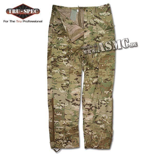 Tru-Spec H2O ECWCS Generation 2 trousers multicam