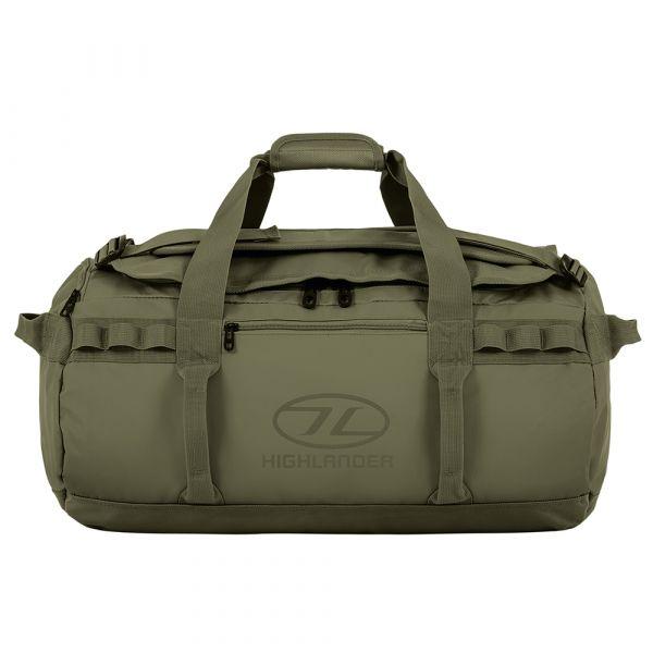 Highlander Carrying Bag Storm Kitbag 90L olive