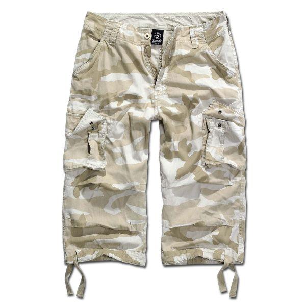 Brandit Shorts 3/4 Urban Legend desert storm