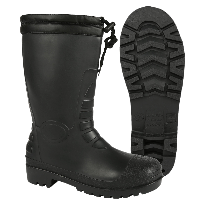Brandit Rubber Boots black