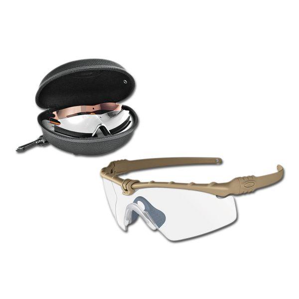 Oakley Glasses 3er Set SI Ballistic M Frame 3.0 desert