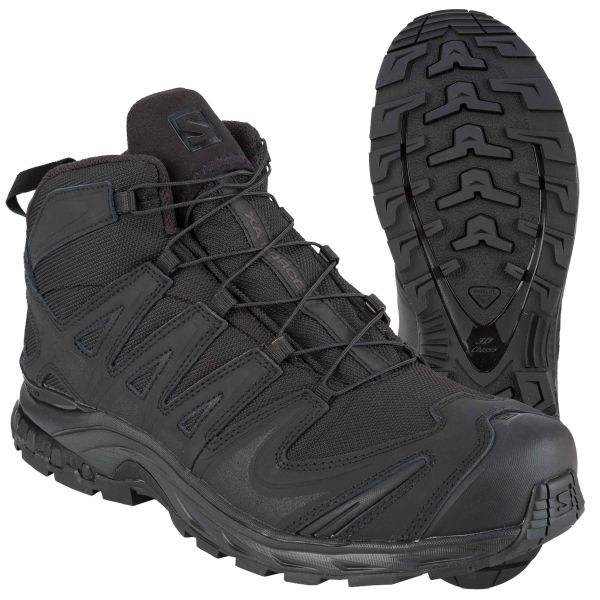 Salomon Boots XA Forces Mid black
