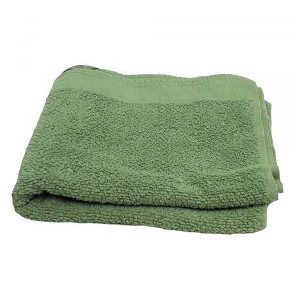 BW Towel Used olive