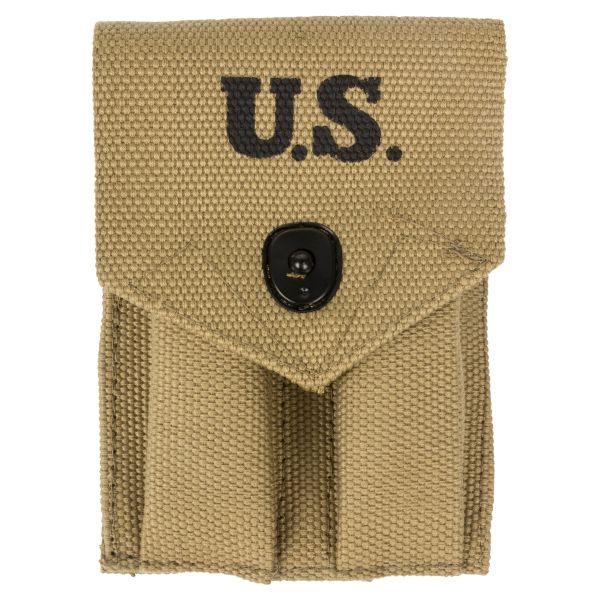 U.S. Magazine Pouch M1911A1 Reproduction khaki
