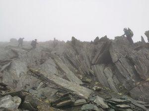 Abstieg Tulpenspitze