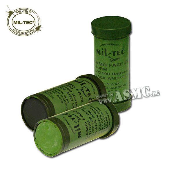 Mil-Tec Camo Stick olive/black