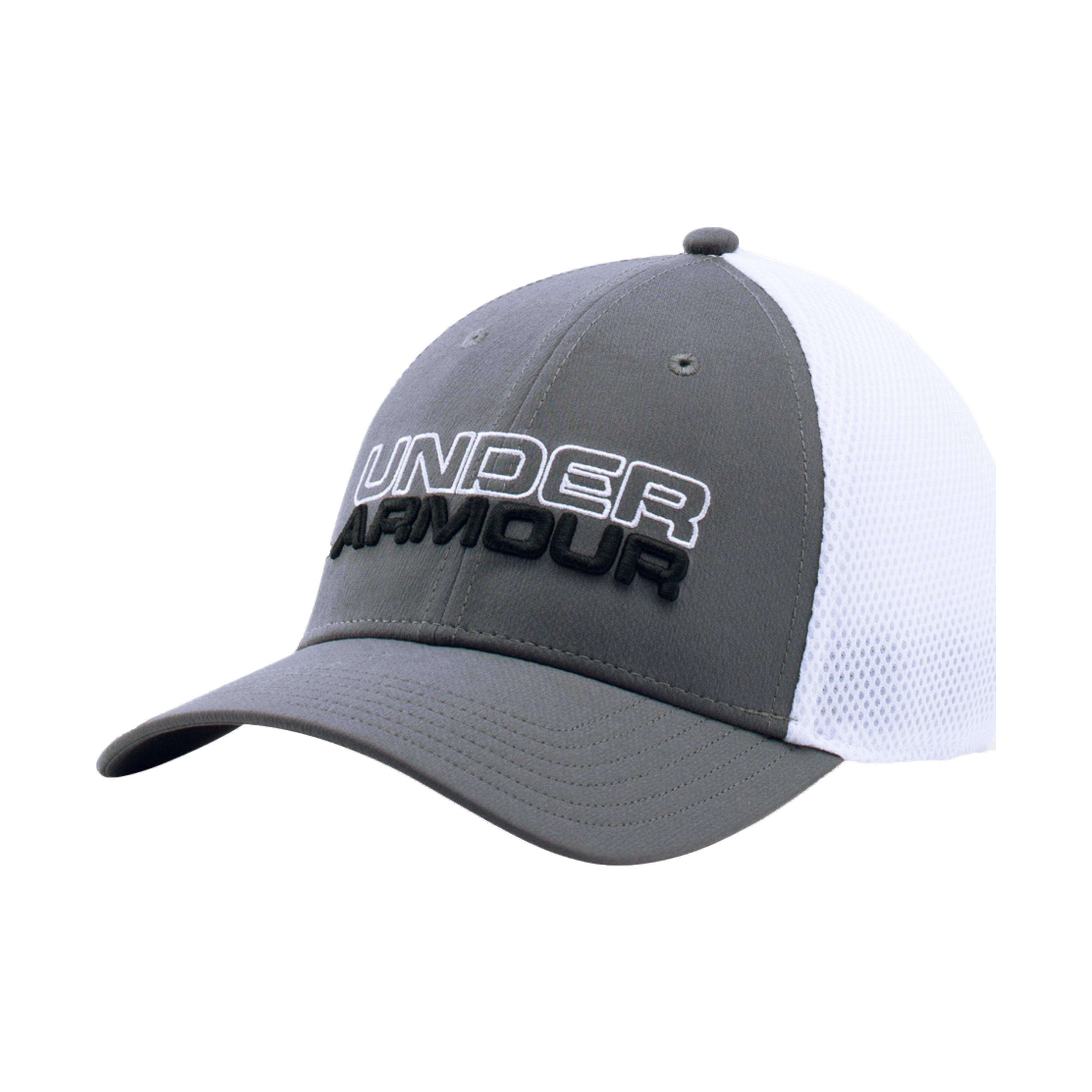 Under Armour Cap Mens Sports Style gray