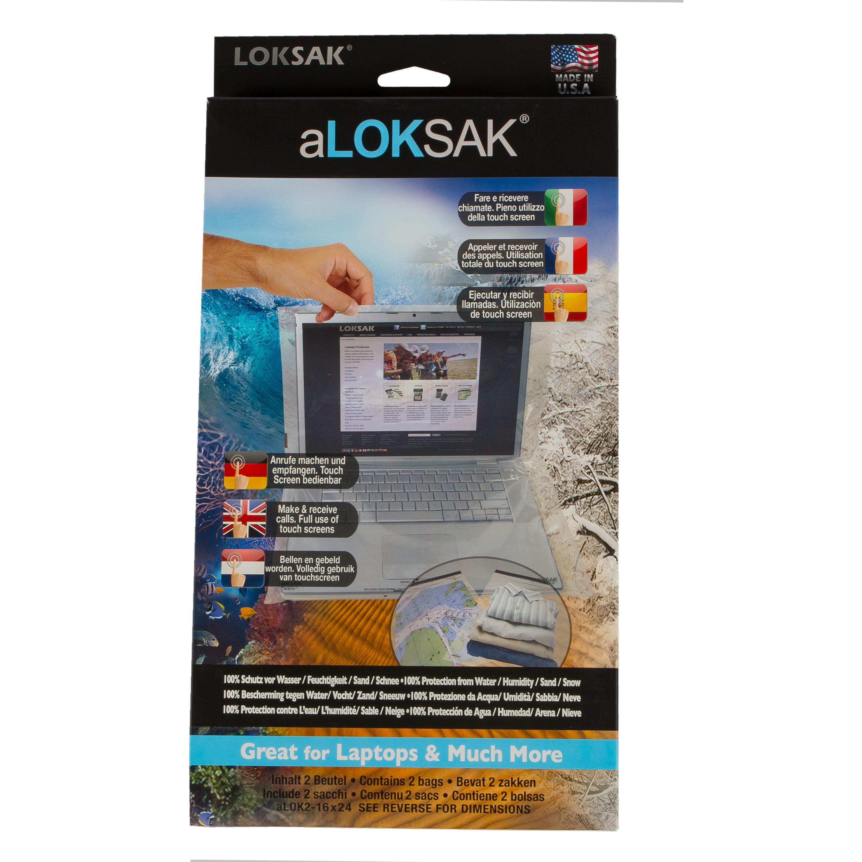 aLoksak 2-Pack 40.9 x 59.0 cm