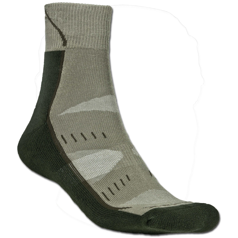 Socks Fox Outdoor Arber olive