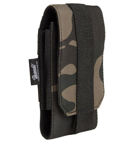 Brandit Molle Phone Pouch Medium darkcamo