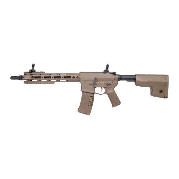 Airsoft Assault Rifle Amoeba M4 009 S-AEG 1.6 J EFCS Dark Earth