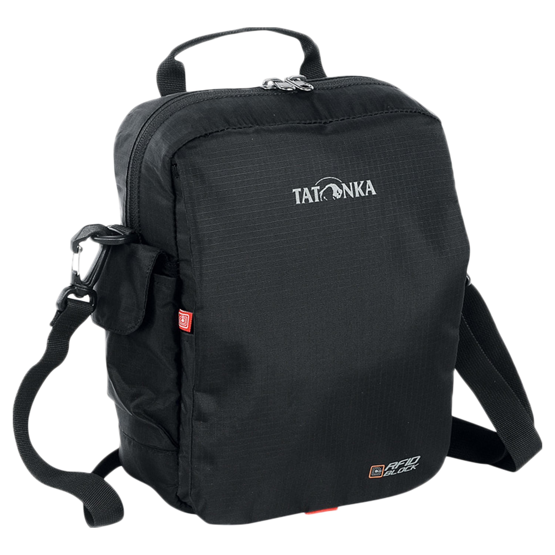 Tatonka Shoulder Bag Large RFID B black