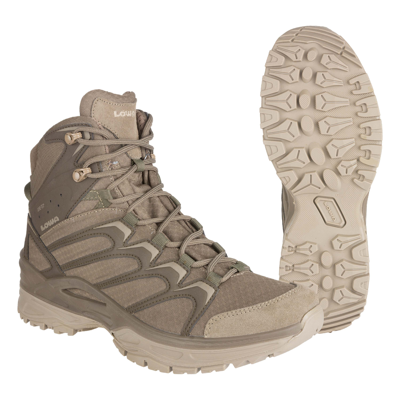 LOWA Innox GTX MID TF Boots coyote