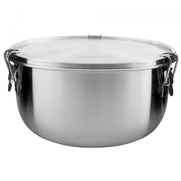 Tatonka Food Container 2 L Stainless Steel