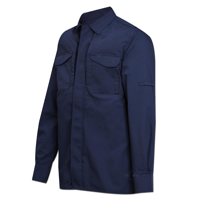 Tru-Spec Shirt 24-7 P/C blue