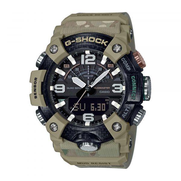 Casio Watch G-Shock Mudmaster GG-B100BA-1AER olive