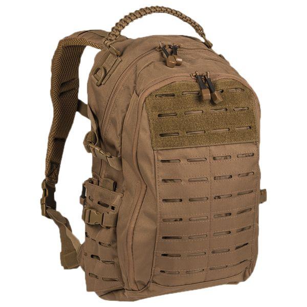 Backpack Mission Pack Laser Cut SM dark coyote