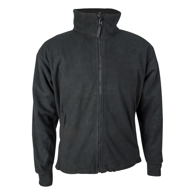 Highlander Fleece Jacket Thor black