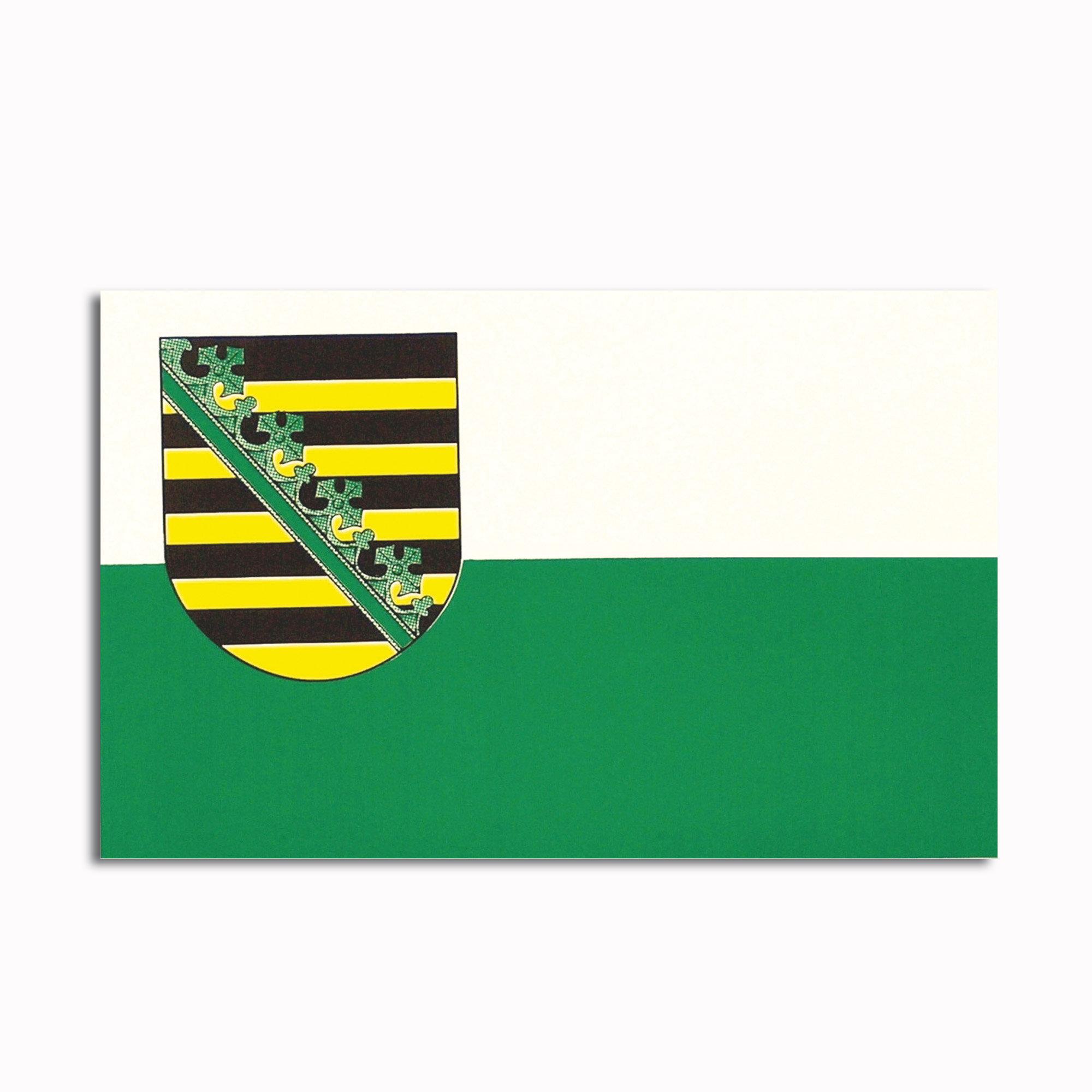 PVC Sticker Sachsen