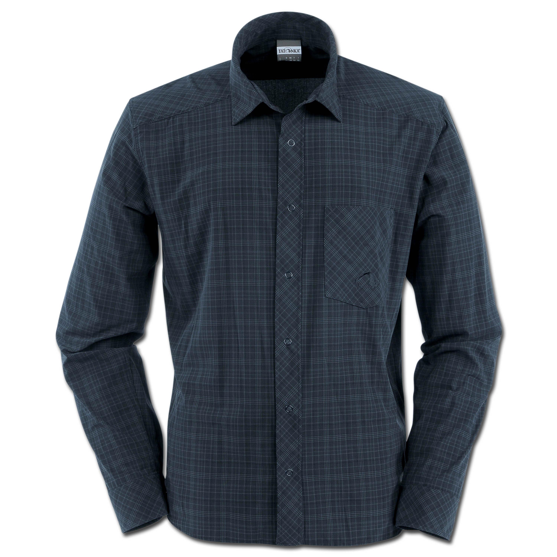 Long Arm Shirt Tatonka Luis M blue
