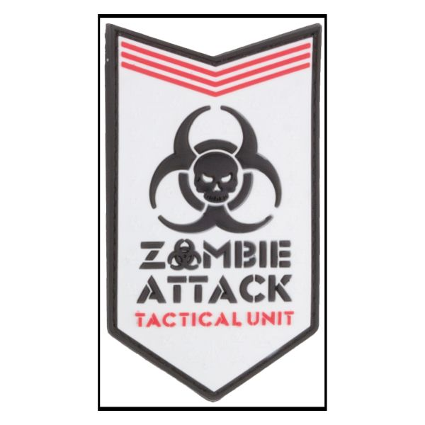 3D-Patch Zombie Attack snow