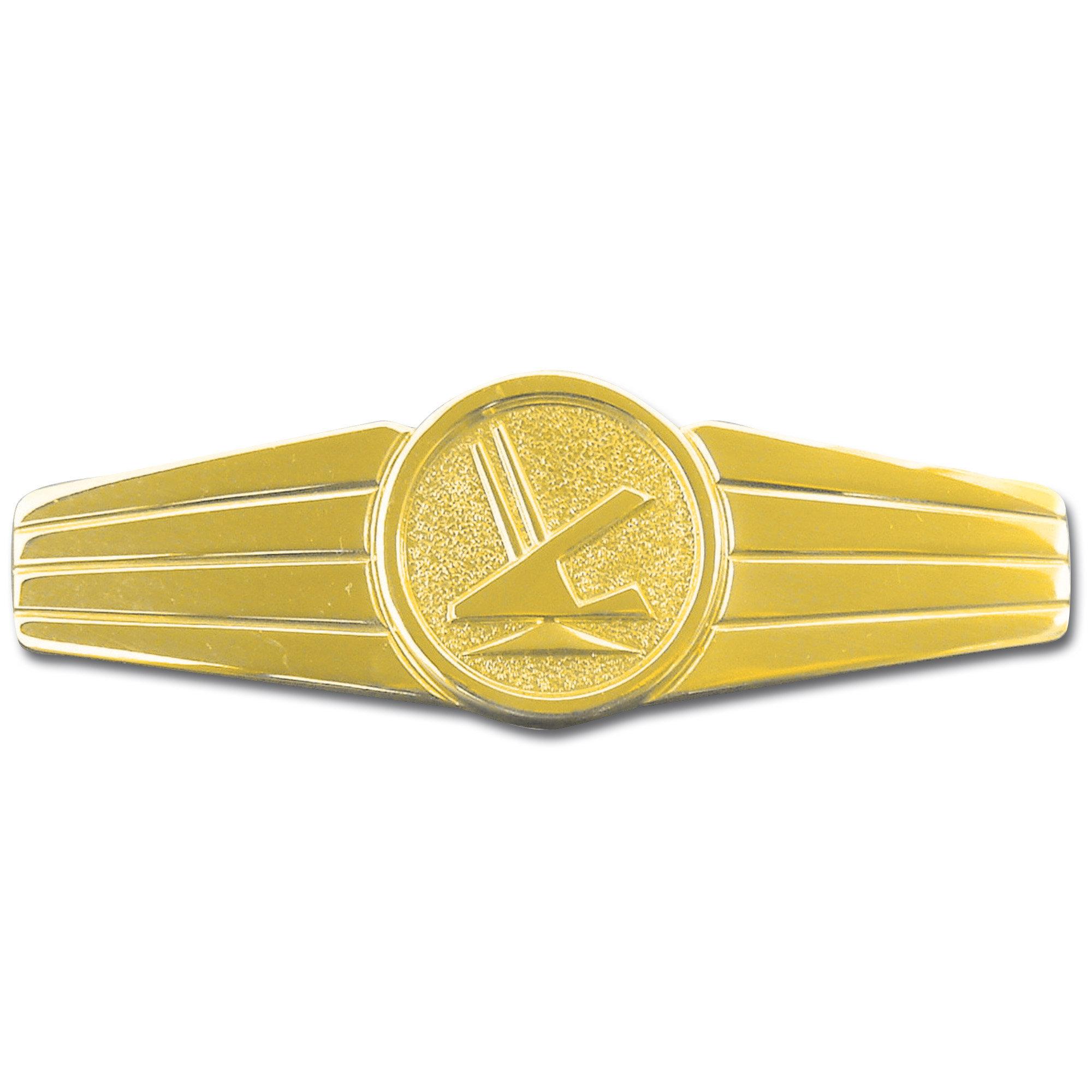 Insignia BW Sicherungspersonal gold (old)