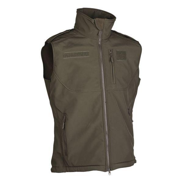 Softshell Outdoor Vest olive