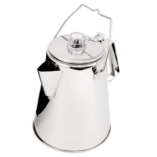GSI Outdoors Glacier Stainless Percolator 2.1 L
