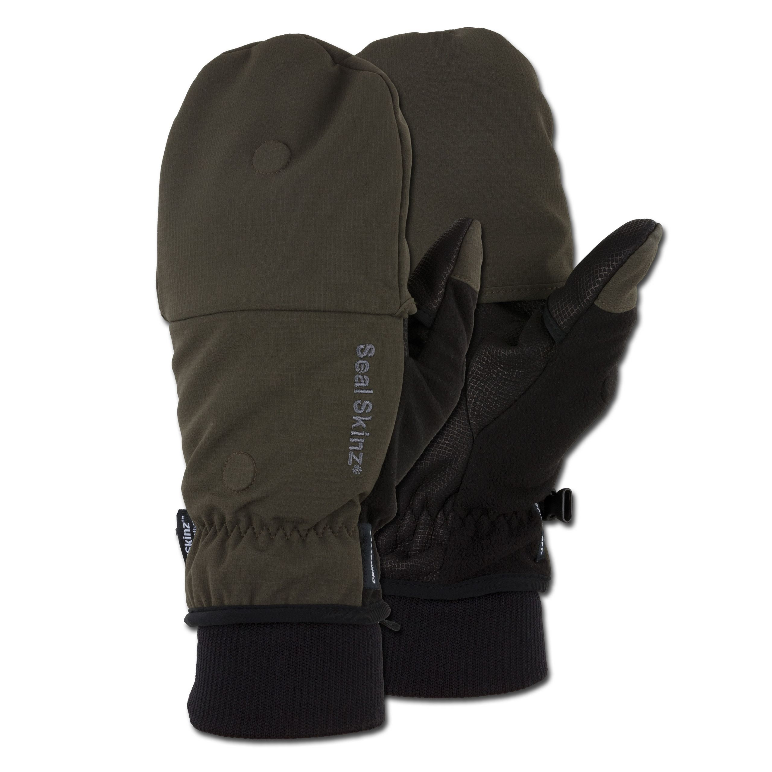 Sealskinz Mens Outdoor Sports Mitten Gloves
